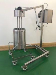 High Shear Mixer - Pharmaceutical