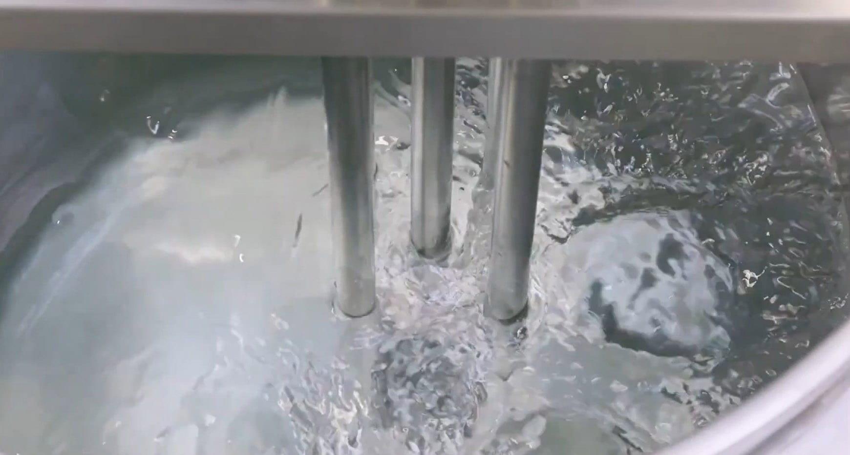 High Shear & Propeller Mixing